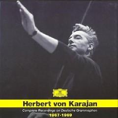 Herbert Von Karajan - Complete Recordings On Deutsche Grammophon 1967 - 1969 CD 52 - Herbert von Karajan, Various Artists