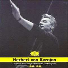 Herbert Von Karajan - Complete Recordings On Deutsche Grammophon 1967 - 1969 CD 60 - Herbert von Karajan, Various Artists