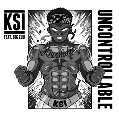Uncontrollable (Single) - KSI