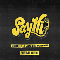 Say Hi Remixes (Single)