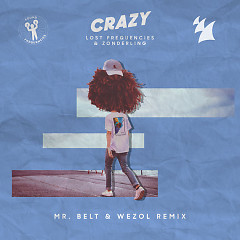 Crazy (Mr. Belt & Wezol Remix) - Lost Frequencies, Zonderling