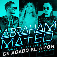 Se Acabó el Amor (Urban Version) (Single)