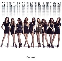 Genie (Japanese Version) - SNSD