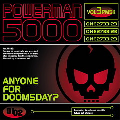 Anyone For Doomsday - Powerman 5000