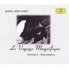 Schubert Impromptus:Le Voyage Magnifique CD2