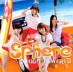 HIGH POWERED - Sphere
