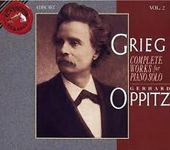 Grieg: Complete Solo Piano Music Vol.4 No.2