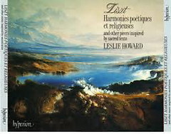 Liszt Complete Music For Solo Piano Vol.7 - Harmonies Poetiques Et Religieuses Disc 1