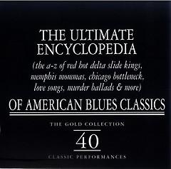 The Ultimate Encyclopedia of American Blues Classics (CD1)