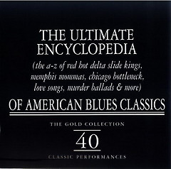 The Ultimate Encyclopedia of American Blues Classics (CD4)