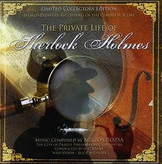 The Private Life Of Sherlock Holmes OST (P.2) - Miklos Rozsa