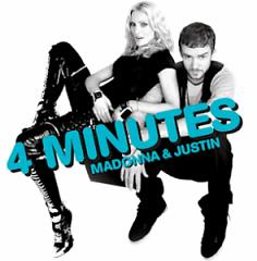 4 Minutes (US 5'' CDM - Thailand)