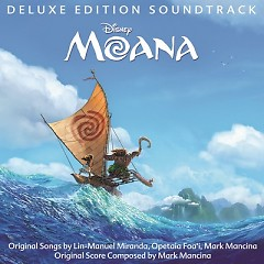 Moana OST - VA, Mark Mancina