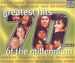 Greatest Hits Of The Millennium 70's Vol.1 (CD3)