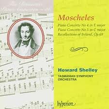 The Romantic Piano Concerto, Vol. 36 – Moscheles 4 & 5 - Howard Shelley,Tasmanian Symphony Orchestra