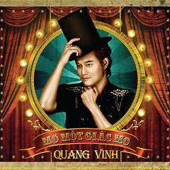 Album Mơ Một Giấc Mơ - Quang Vinh
