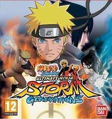 Naruto Shippuden - Ultimate Ninja Storm Generations - Best Sound - Chikayo Fukuda