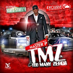 Too Many Zeros(CD1) - Master P
