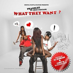 What They Want (CD1)