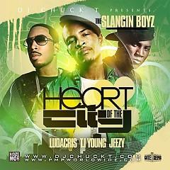 The Slangin Boyz Heart Of The City (CD1)