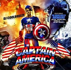 Captain America(CD4)