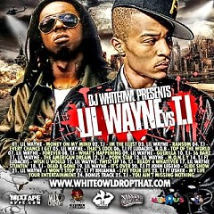 Lil Wayne Vs. T.I (CD1)