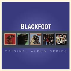 Original Album Series (CD4) - Blackfoot