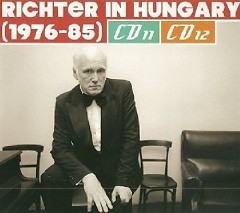 Richter In Hungary CD11