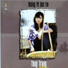 Album Đường Về Quê Em - Thùy Trang