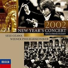 New Year's Concert 2002 CD1