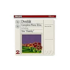 Dvorak - Complete Piano Trios CD1