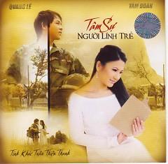Album Tâm Sự Người Lính Trẻ - Quang Lê, Tâm Đoan