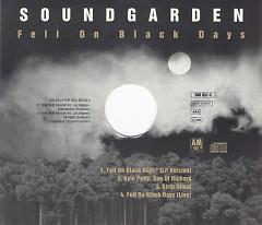 Fell On Black Days (EUROPEAN CD1)
