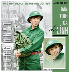 Album Bản Tình Ca Cho Lính - Long Nhật