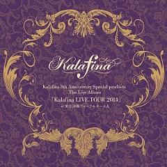 Kalafina LIVE TOUR 2014 at Tokyo Kokusai Forum Hall A CD1 - Kalafina