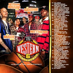 The Western Conference 6 (CD2)