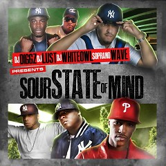 Sour State Of Mind (CD1)