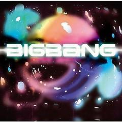 1st Japanese Album - BIGBANG