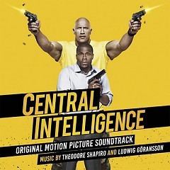 Central Intelligence OST - Theodore Shapiro,Ludwig Göransson
