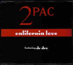 California Love (EU CD Maxi-Single)
