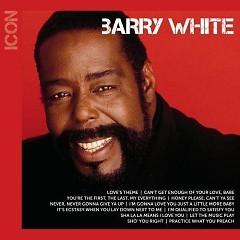 Barry White Icon