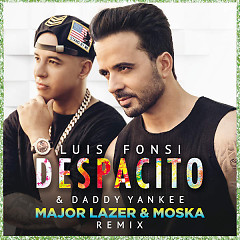 Despacito (Major Lazer & MOSKA Remix) (Single) - Luis Fonsi, Daddy Yankee
