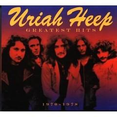 Uriah Heep - Greatest Hits (Russian Issue) (CD2)
