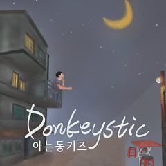 Donkeystic - Band A=Donkeys