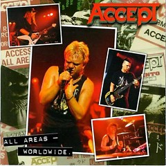 All Areas - Worldwide (CD1)