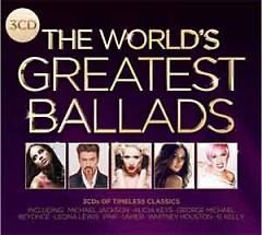 The World's Greatest Ballads (CD1)