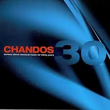 Chandos 30Ann CD25 - Vaughan Williams London Symphony