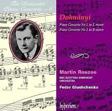 The Romantic Piano Concerto, Vol. 06 – Dohnányi