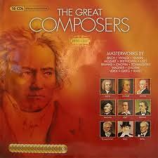 The Great Composers CD03 Pyotr Ilyich Tchaikovsky