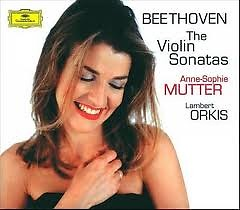 The Violin Sonata Beethoven CD1  - Lambert Orkis,Anne - Sophie Mutter